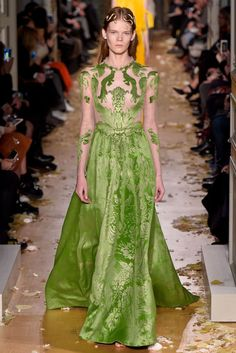 Valentino Spring 2016 Couture Photo by GIovanni Giannoni