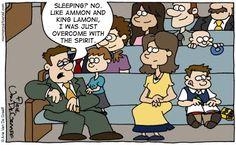 Mormon Cartoonist: July 2011