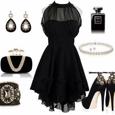 Outfit for a formal event