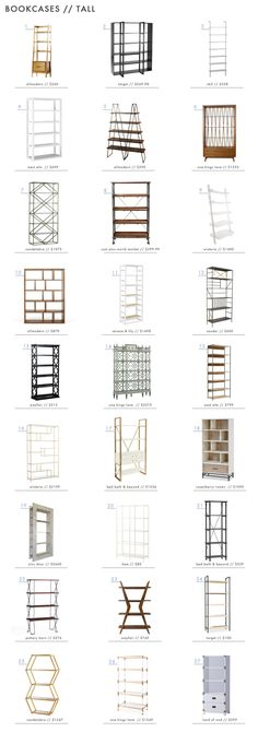 """Styling out bookcases might be one of our favorite """"jobs"""" over here at EHD and we are definitely no stranger to filling them up with beautiful things. We've taught you how to style them in a few easy steps, what not to do with them, how to style 1 bookcase 4 ways and even... Read More …"""