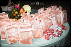 Aislinn Kate Photography | wedding treats | whataburger | wedding food | reception treats | ketchup