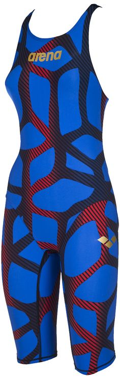 New! Arena Limited Edition Powerskin ST Full Body Short Leg Open Kneesuit - 2A84884
