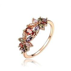 Fashion and environmental top quality jewelry gold-plated three times to avoid being faded sooner