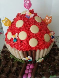 Fairy house Fairy, Cakes, Desserts, House, Food, Tailgate Desserts, Scan Bran Cake, Home, Kuchen