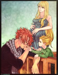 Fairytail! Natsu and Lucy