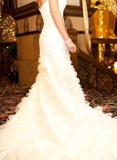 Saison Blanche  Wedding Dress $1046.50  ~ Hustle Your Bustle