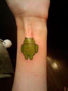 Android Tattoo