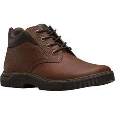 9d7c7eaaeec Men s Dr. Martens Esteem 4 Eye Chukka Industrial Boot Teak (Brown) Pitstop  Leather