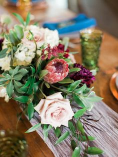 Boho Industrial Wedding. Marion and Michael. Georgetown, Texas.