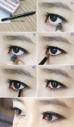 #oligodang #cosmetic #makeup #hair #K-beauty 올리고당 메이크업 맥 파워포인트 아이펜슬 펜슬라이너 블랙컬러 언더라인