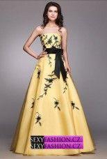 eacd4296b2e9 Luxusní společenské a plesové šaty z řady DB 2461-183