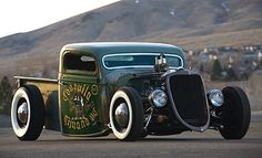 American Rat Rod Cars Trucks For Sale: Are Rat Rods The Future Or The Enemy Of Hot Rodding? Rat Rods, Rat Rod Cars, Hot Rod Trucks, Cool Trucks, Cool Cars, Mini Trucks, Rat Rod Pickup, Pickup Car, Pickup Trucks