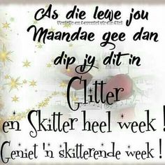 As die lewe jou Maandae gee. Good Morning Good Night, Good Morning Quotes, Inspiring Quotes About Life, Inspirational Quotes, Motivational, Lekker Dag, Bible Journaling For Beginners, Qoutes, Life Quotes