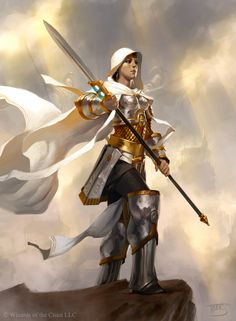 Elspeth, Sun's Champion || Tyler Jacobson || Dual Decks: Elspeth v. Kiora || Magic: the Gathering