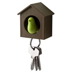 Schlüsselanhänger Sparrow von Qualy