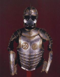 Armor of the Polish Winged Hussar.