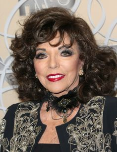 Joan Collins Photos Photos - Actress Joan Collins attends HBO's Official Golden Globe Awards After Party at Circa 55 Restaurant on January 8, 2017 in Beverly Hills, California. - HBO's Official Golden Globe Awards After Party - Arrivals