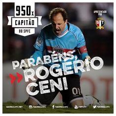 11.04.2015 - Rogério Ceni completa 950 jogos como capitão do São Paulo