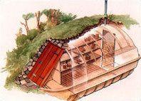 Erdkeller planen und bauen