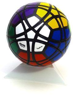 Traiphum Megaminx Ball - Nice alternate version of the dodecahedron Megaminx