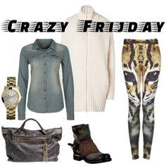 Crazy Friday!