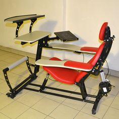 Один из покупателей заказал кресло в огненно красном исполнении с вращающимся кронштейном для ноутбука! Получилось кресло - огонь! #компьютерноекресло #эргономичноекресло #автосимулятор #авиасимулятор #кокпит #киберкресло #cyberdeck #cyberchair #netsurf