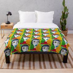 Promote | Redbubble Comforters, Blanket, Studio, Bed, Unique, Furniture, Home Decor, Creature Comforts, Quilts