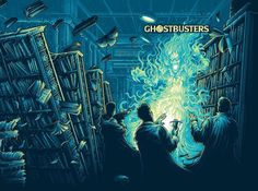 Dan Mumford - Ghostbusters