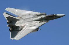 Grumman F-14 Tomcat | Tipo: Interceptador, superioridade aérea e multi-função