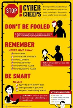 24 Best Posters, infographics & more - Cyber Crime