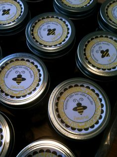 Design your own mason jar lids
