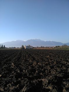 Mount Olympus, Northern Greece - Dec. 19 2014 - from Peristasi, Pieria