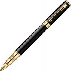 Parker Ingenuity Large Black and Gold