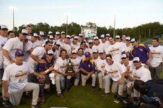 LSU Baseball 2013 SEC Tournament Champions