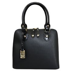 Attavanti - Designer Italian Calfskin Leather Tote Grab Bag - Black, £149.00 (http://www.attavanti.com/handbags/designer-italian-calfskin-leather-tote-grab-bag-black/)