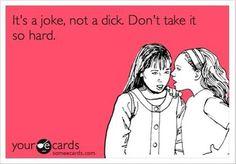 I love ecards. Haha