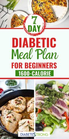 This healthy diabetic meal plan (meal plan for diabetes) is a real-life example of what my daily diabetes diet looks like. It includes recipes with full calorie and macronutrient information for those living with diabetes. Easy Diabetic Meals, Diabetic Food List, Healthy Recipes For Diabetics, Diabetic Meal Plan, Diet Food List, Healthy Diet Plans, Diet Meal Plans, Diet Recipes, Meal Plan For Diabetics