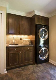 Effective Clean Laundry room makeover