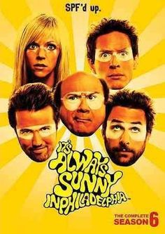 A dozen episodes from the sixth season of the outrageous sitcom IT'S ALWAYS SUNNY IN PHILADELPHIA are collected on this release as well as an extended cut of LETHAL WEAPON 5 and a collection of bloope
