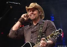 View full sizeToby Keith is performing May 28 at Redstone Arsenal in Huntsville. (AP Photo)