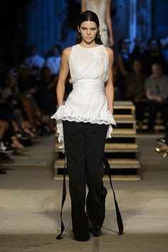 Givenchy - Could see top with sleek pencil skirt