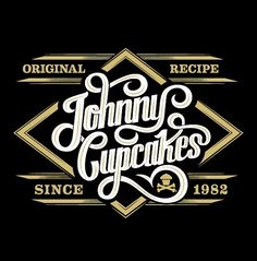 JOHNNY CUPCAKES - Christopher Monro DeLorenzo — Designspiration