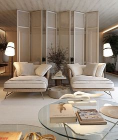 Living Room Interior, Home Living Room, Home Interior Design, Interior Architecture, Living Room Designs, Living Room Decor, Living Spaces, Luxury Interior, Estilo Interior