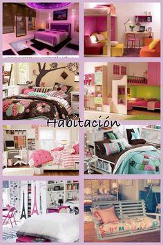 Cute teen bedrooms