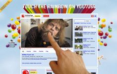 Touch the Rainbow - GOLD WINNER  #Skittles