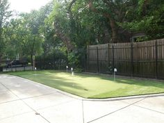 Putting Greens Photo Gallery - Sport Court Midwest