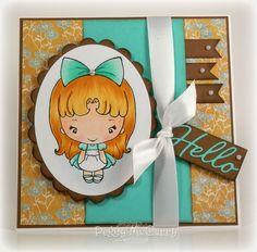 CC419 DS94 Hello New Alice Bean