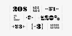 fab figures by letterwerk