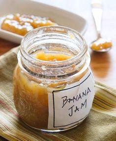 Bananen Marmelade kochen - Rezept-dekoking-com