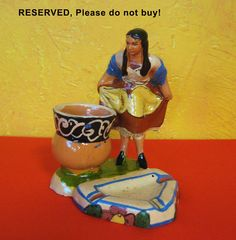 ;D ==❤️=  RESERVED Please don't buy   Mexican Pottery by MexicanPottery